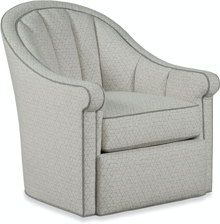Excellent Fairfield Chair Company Living Room Grover Swivel Chair 1448 Dailytribune Chair Design For Home Dailytribuneorg
