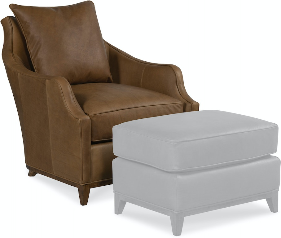 Fairfield Chair Company Living Room Keegan Lounge Chair