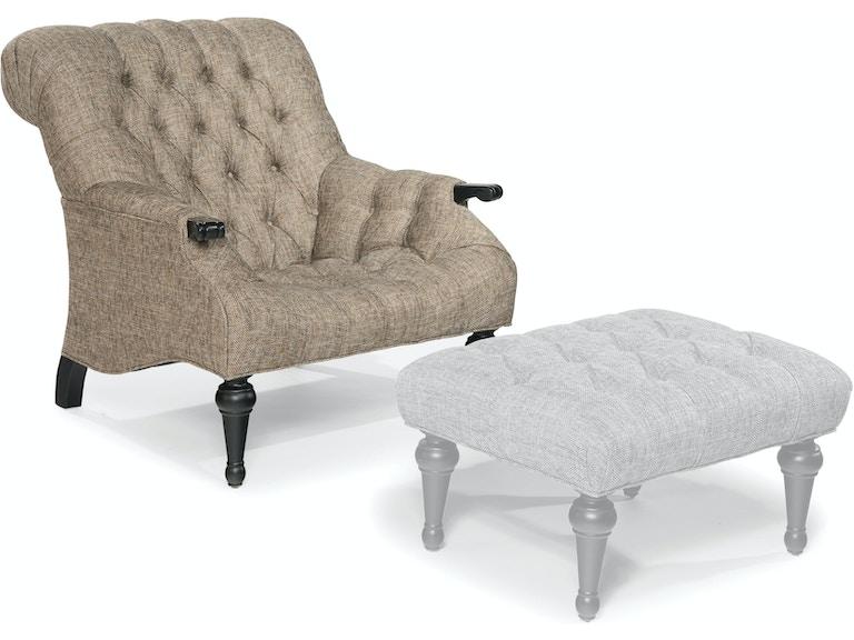 Fairfield Chair Company Sinclair Lounge Chair 1492 01