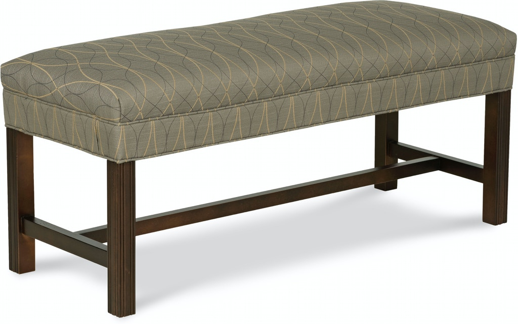 Cool Fairfield Chair Company Living Room Dwight Bench 1643 10 Dailytribune Chair Design For Home Dailytribuneorg