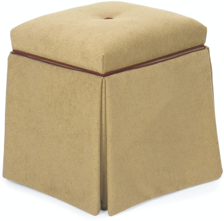 Outstanding Fairfield Chair Company Living Room Linden Storage Ottoman Dailytribune Chair Design For Home Dailytribuneorg