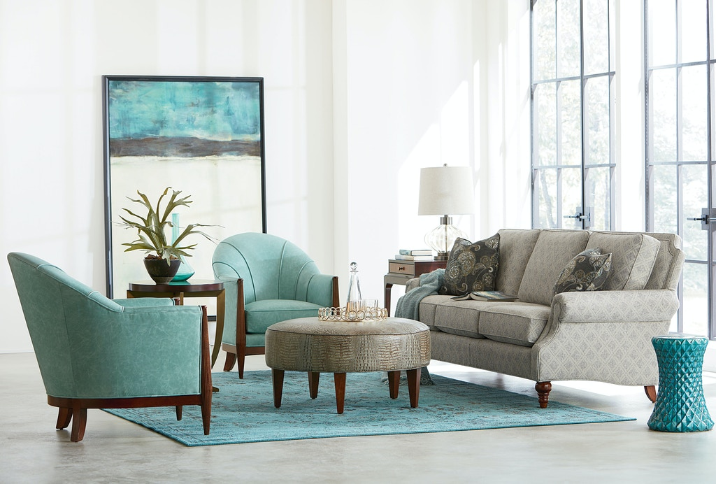 Outstanding Fairfield Chair Company Living Room Joplin Cocktail Ottoman Dailytribune Chair Design For Home Dailytribuneorg