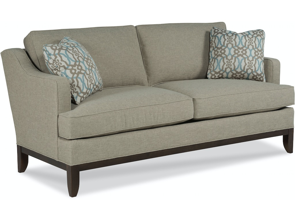 Lake Hickory Living Room Sofa 15100 80 Whitley Furniture