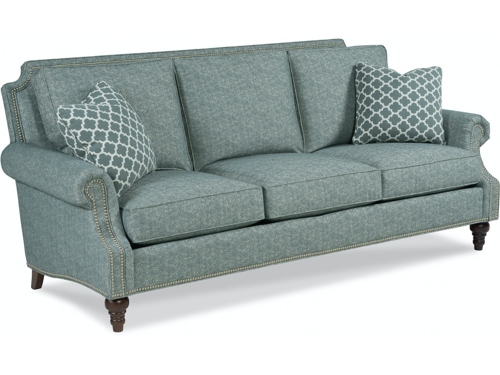 Fairfield Chair Company Living Room Bradley Sofa 2715 50 Bostic Sugg Furniture Greenville Nc