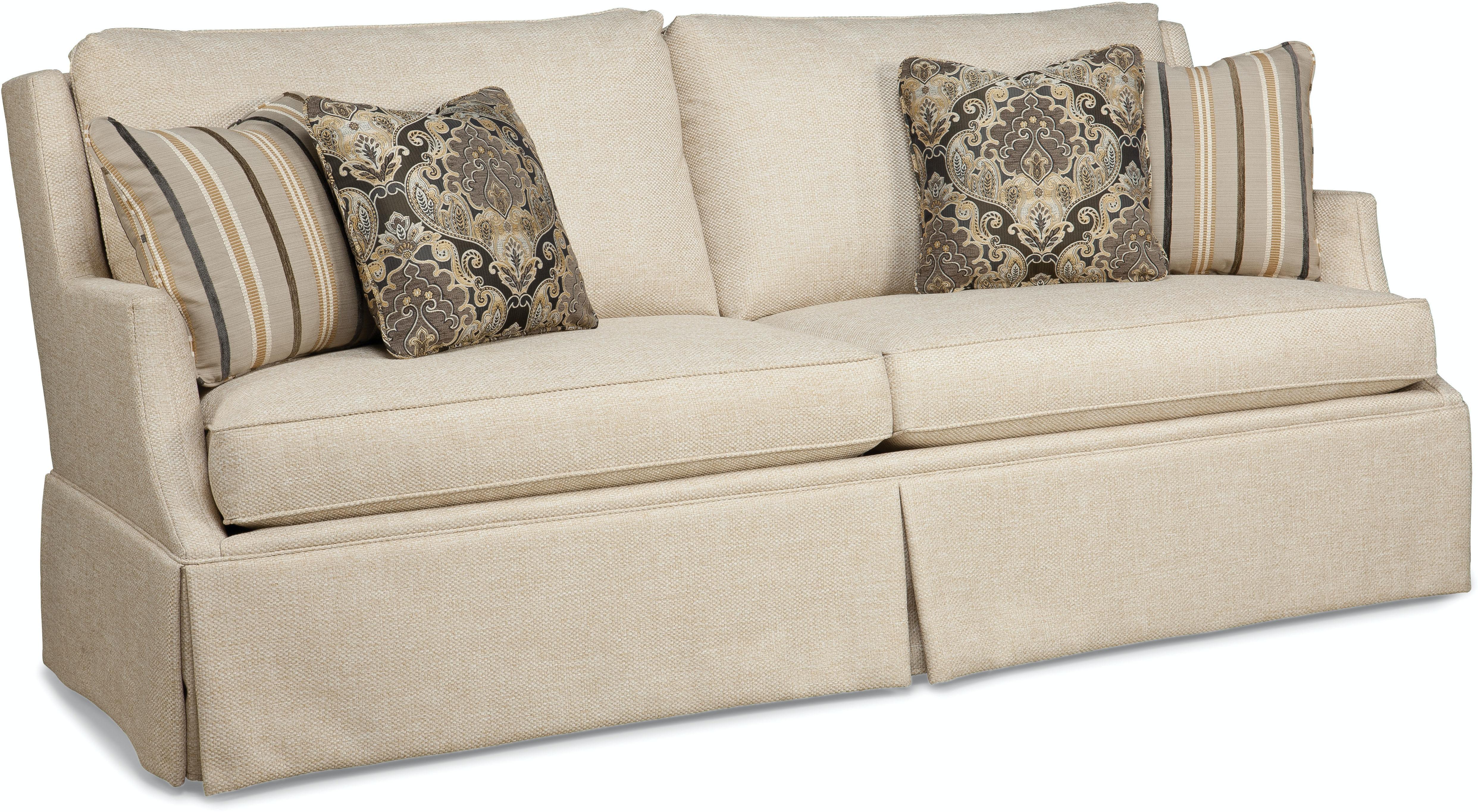 Fairfield Chair pany Living Room Sofa 2726 50 Cherry
