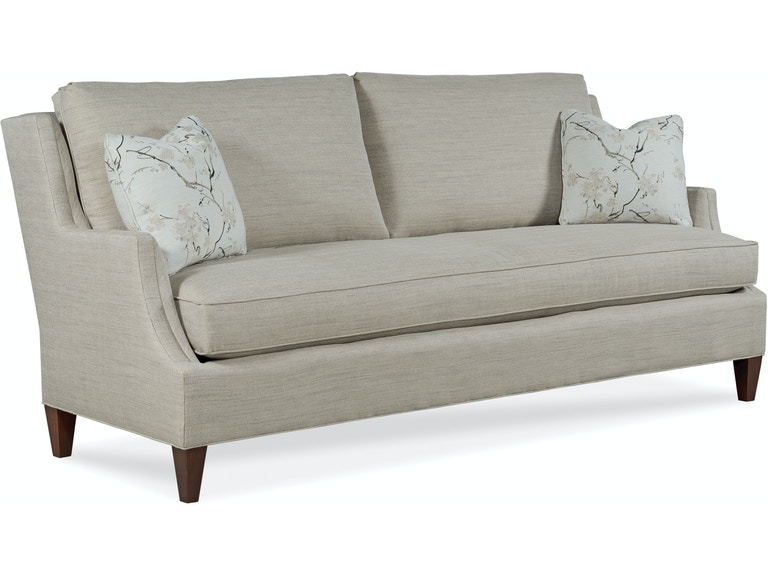 Fairfield Chair Company Living Room Montgomery Sofa 2745 50 At Lastick Furniture