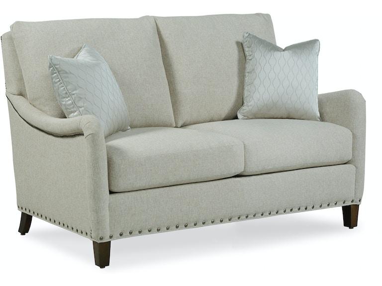 Fairfield Chair Company Living Room Smythe Loveseat 2749