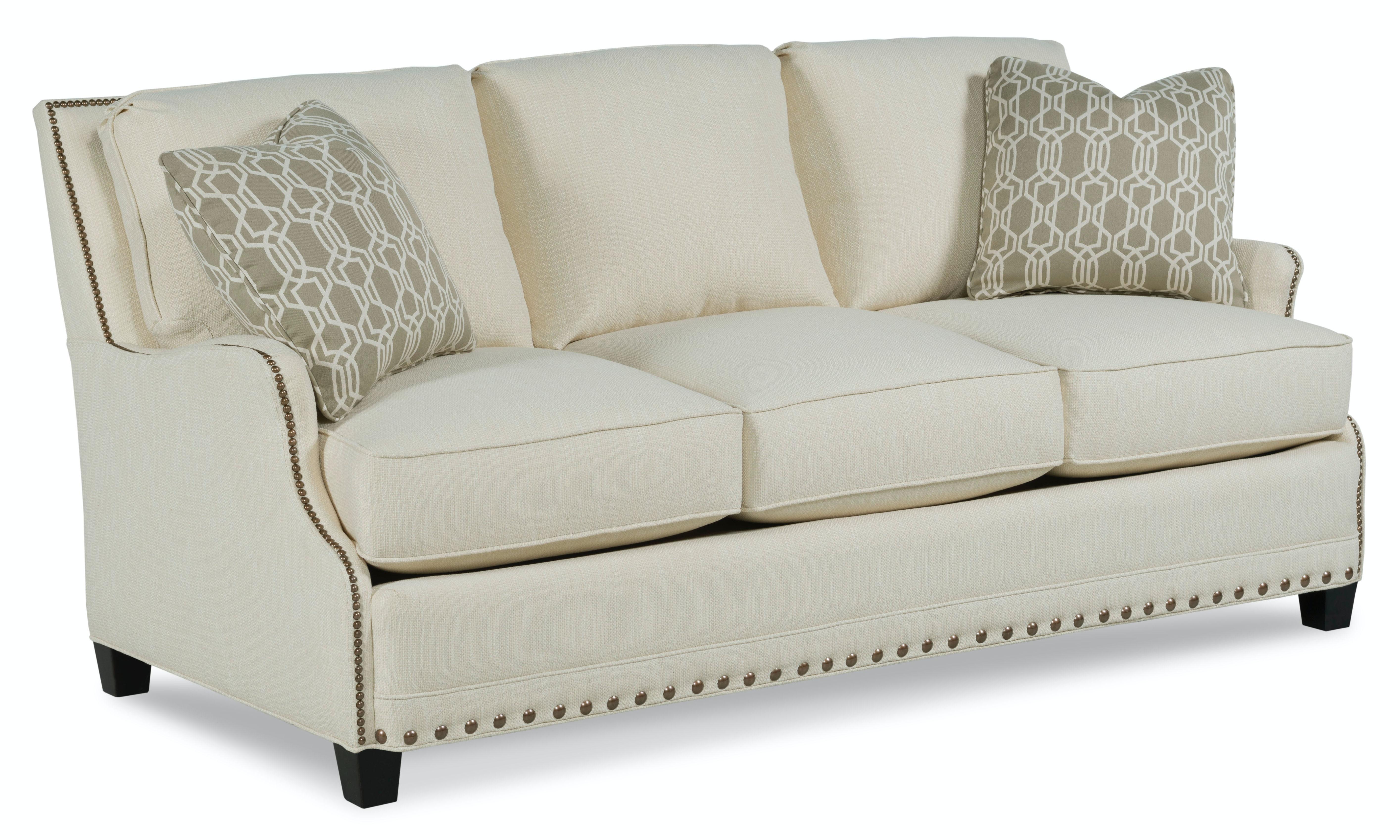 Fairfield Chair pany Living Room Sofa 2772 50 Cherry