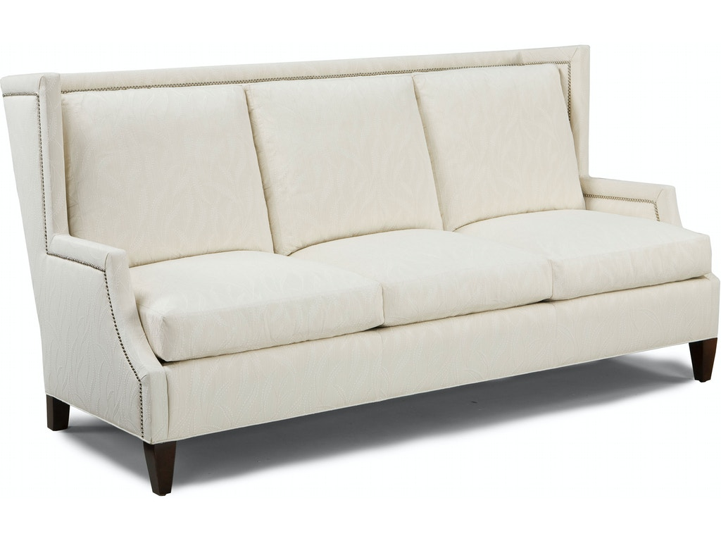 Fairfield chair company living room stuart sofa 2779 50 for Sofa company