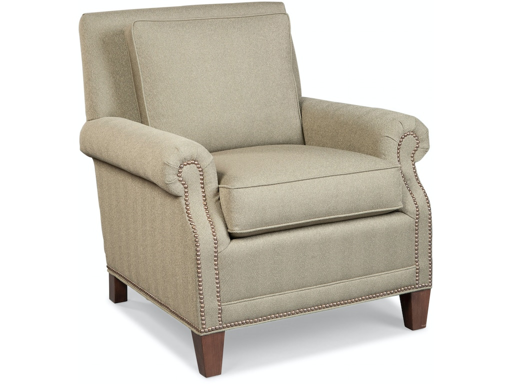 Fairfield Chair Company Living Room Graham Lounge Chair 2790 01 Hickory Furniture Mart