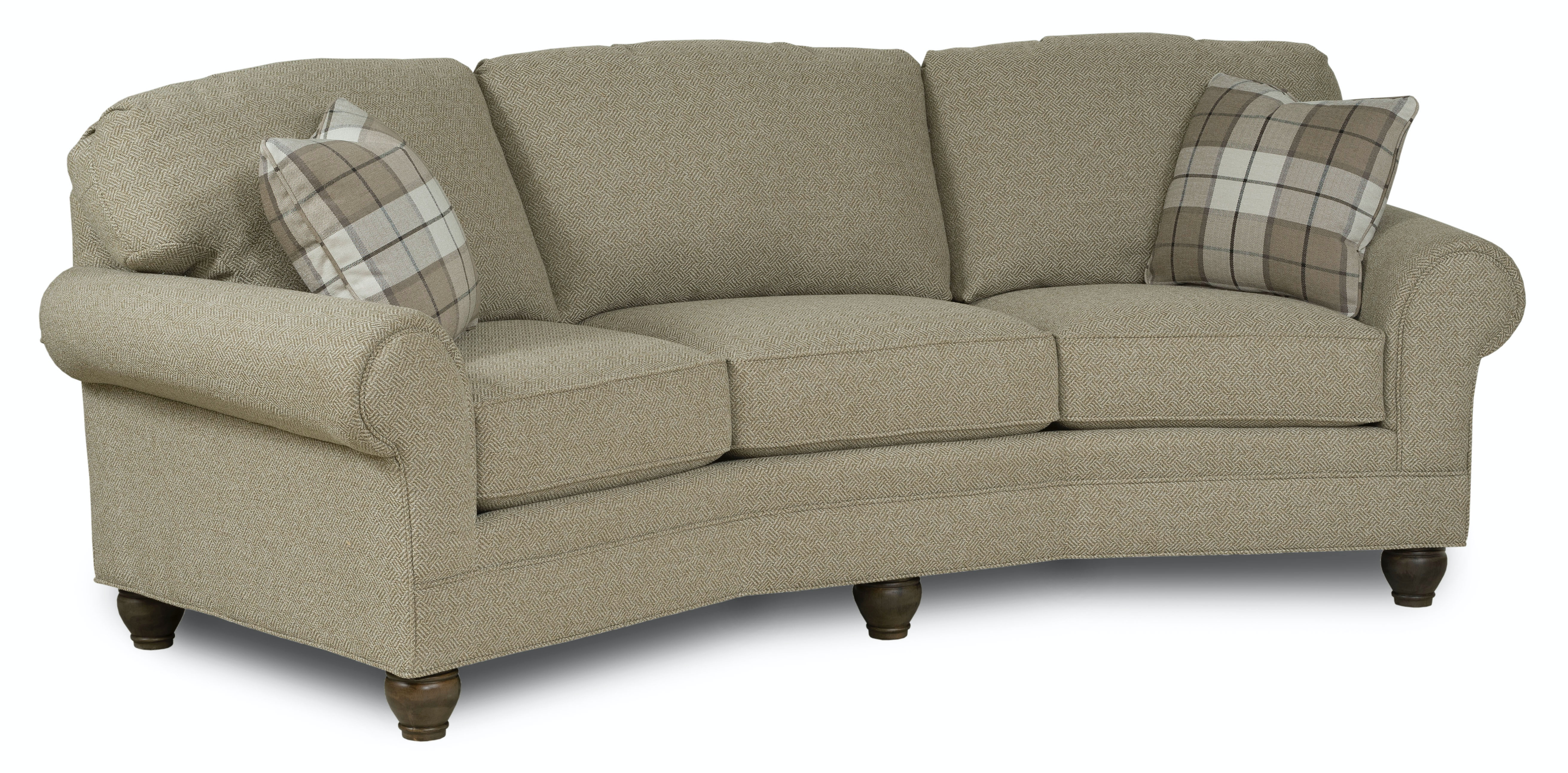 Fairfield Chair Company Crosby Corner Sofa 3768 57