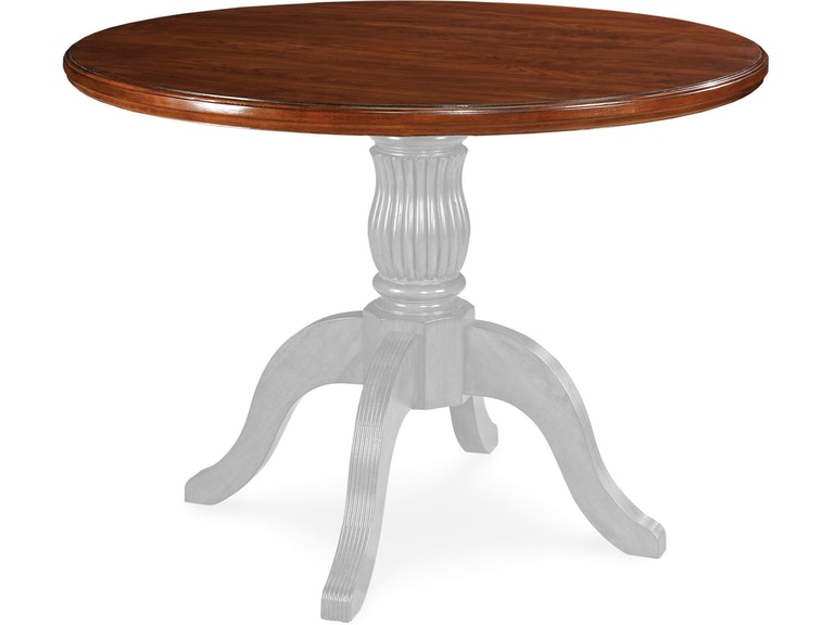 Fairfield Chair Company Round Dining Table Top Only 472r 42