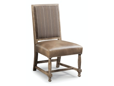 Fairfield Chair Company Dining Room Occasional Side Chair 5095 05 High Country Furniture