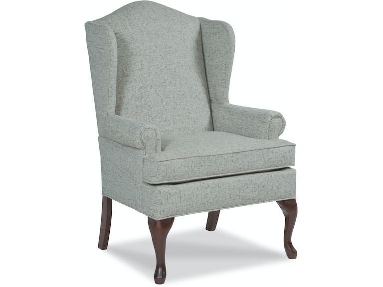 Fairfield Chair Company Living Room Bowman Wing Chair 5118 01