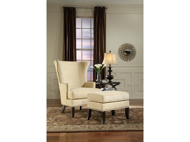Fairfield Chair Company Living Room Andrew Wing Chair 5147-01 ...