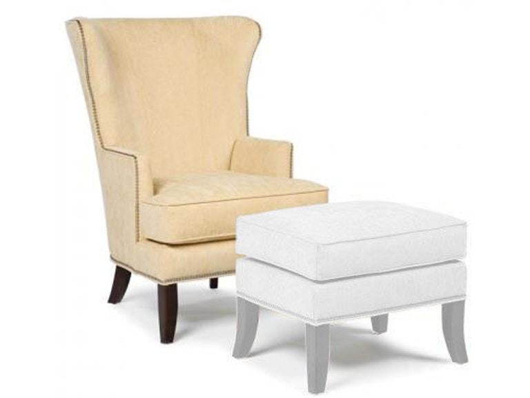Fairfield Chair Company Living Room Andrew Wing Chair 5147 01