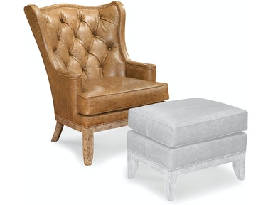 Fairfield Chair Company Living Room Andrew Wing Chair 5147