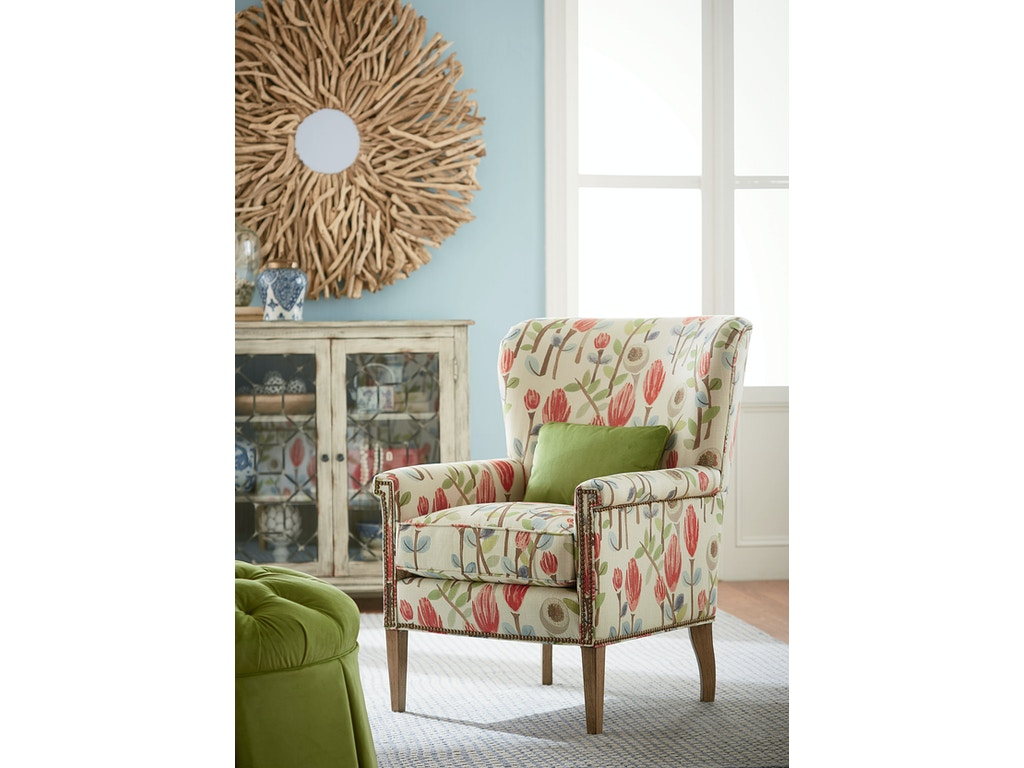 Fairfield Chair Company Living Room Ferris Wing Chair 5165