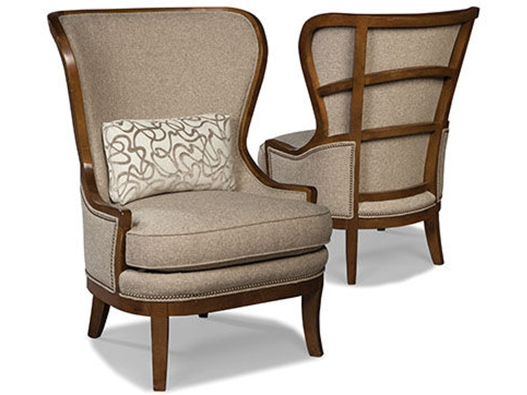 Fairfield Chair Company Living Room Lawson Wing Chair 5192 01 Room
