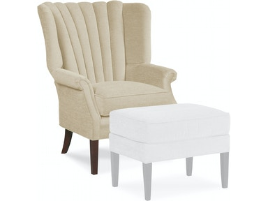 Pleasant Fairfield Chair Company Living Room Ottoman 5232 20 Dailytribune Chair Design For Home Dailytribuneorg