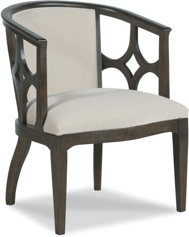 Fairfield Chair Company Living Room Quinn Occasional Chair 5419 01