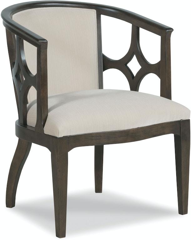 Fairfield Chair Company Living Room Quinn Occasional Chair ...