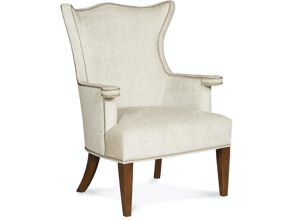 Fairfield Chair Company Living Room Linton Wing Chair 5426-01 ...