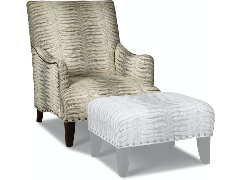 Fairfield Chair Company Living Room Hawley Lounge Chair