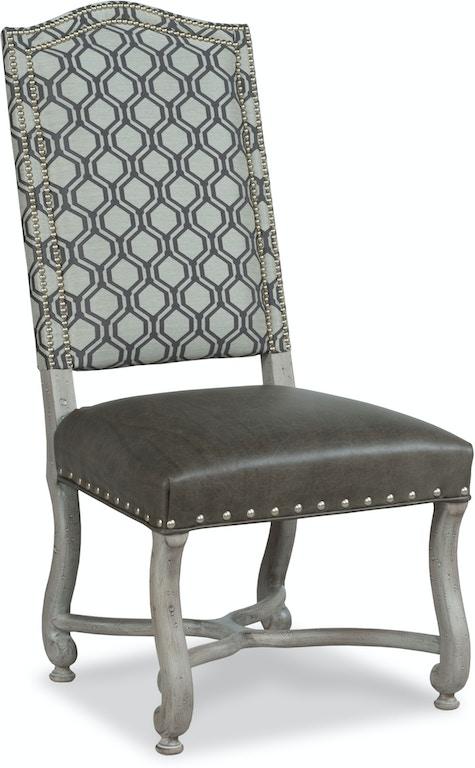 Fairfield Chair Company Dining Room Bartow Side Chair 5474