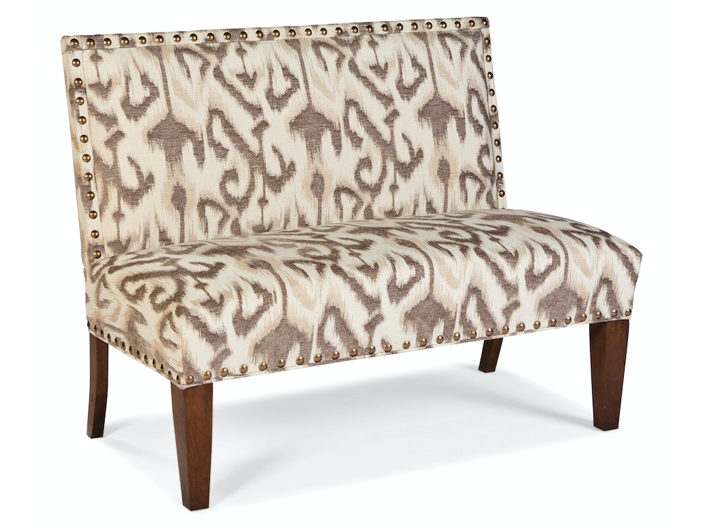 Fairfield Chair Company Living Room Settee 5744 40 Charter Furniture Dallas Fort Worth Tx