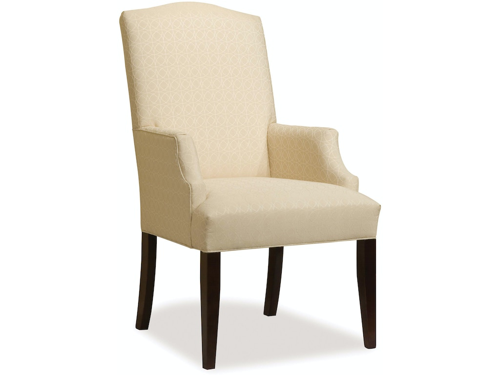 Fairfield Chair Company Dining Room Haines Arm Chair 6013 04 Charter Furniture Dallas Fort