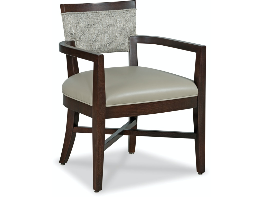 Fairfield Chair Company Living Room Keller Occasional Chair 6068 04 Quality Furniture