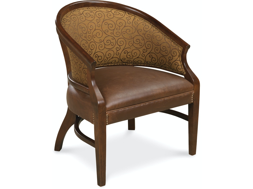 Fairfield chair company living room danbury barrel chair for Q furniture west kirby