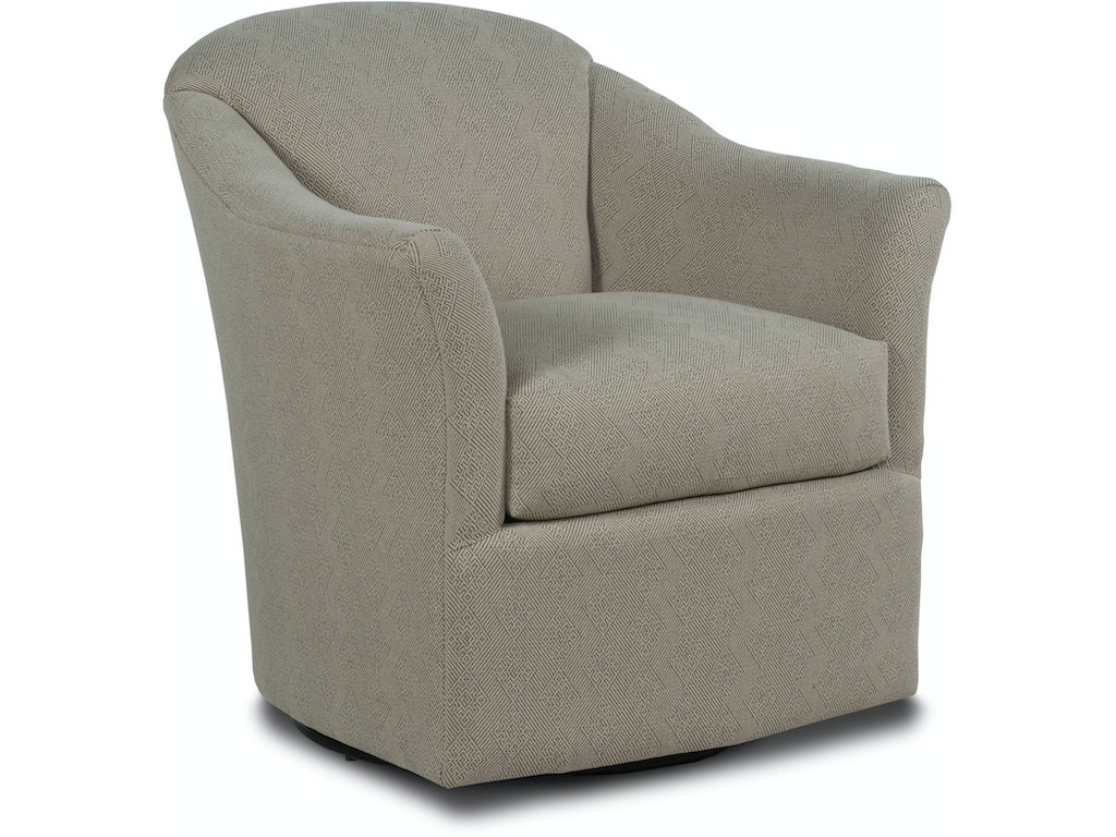 Fairfield Chair Company Living Room Barry Swivel Glider 6101 32 Lauters Fine Furniture