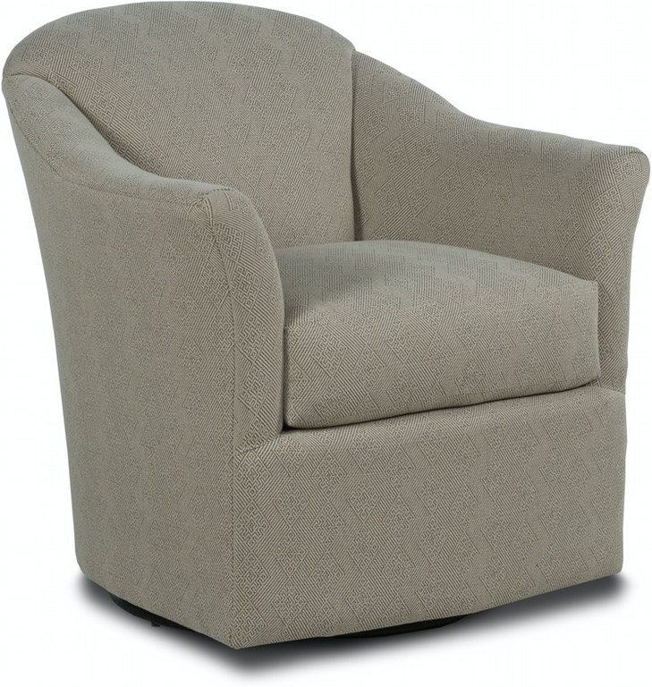 Fairfield Chair Company Living Room Barry Swivel Chair 6101 ...