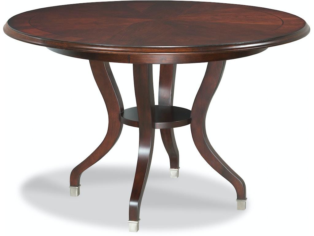Fairfield chair company dining room manhattan dining table for Dining room johnson city tn