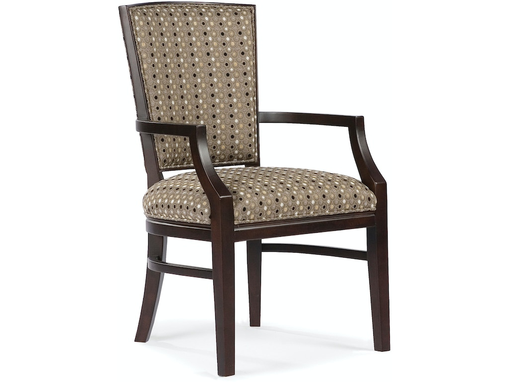 Fairfield Chair Company Dining Room Seward Arm Chair 8486 04 Bostic Sugg Furniture
