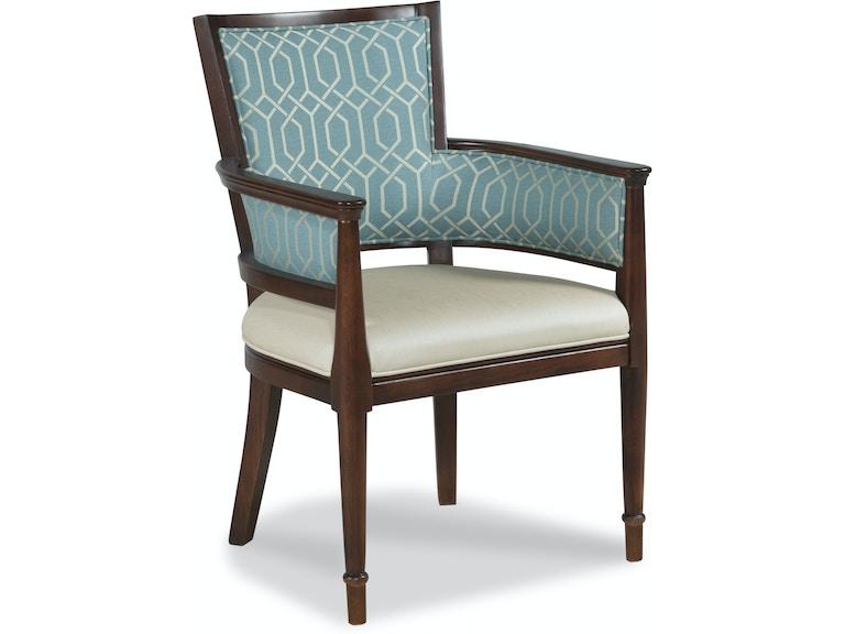 Fairfield Chair Company Dining Room Murphy Arm Chair 8727 04