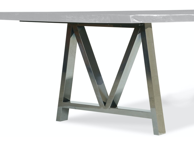 Dining Height Metal Saw Horse