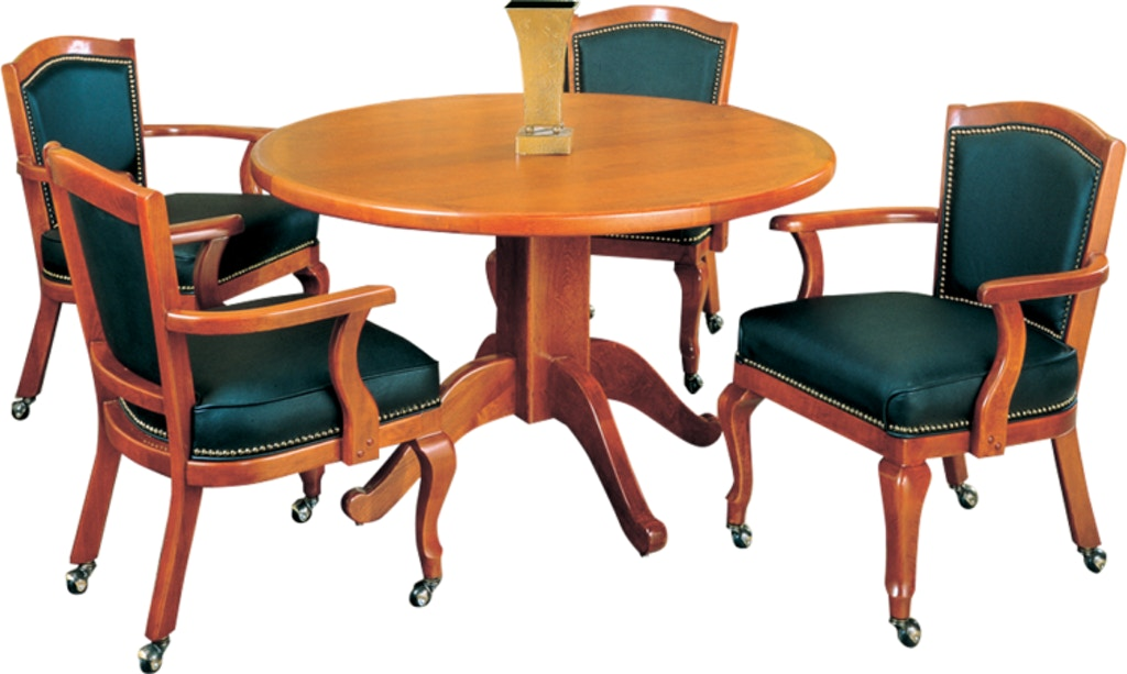 I.M. David Dining Room Caster Chair C2416-4LC - Cricket\'s ...
