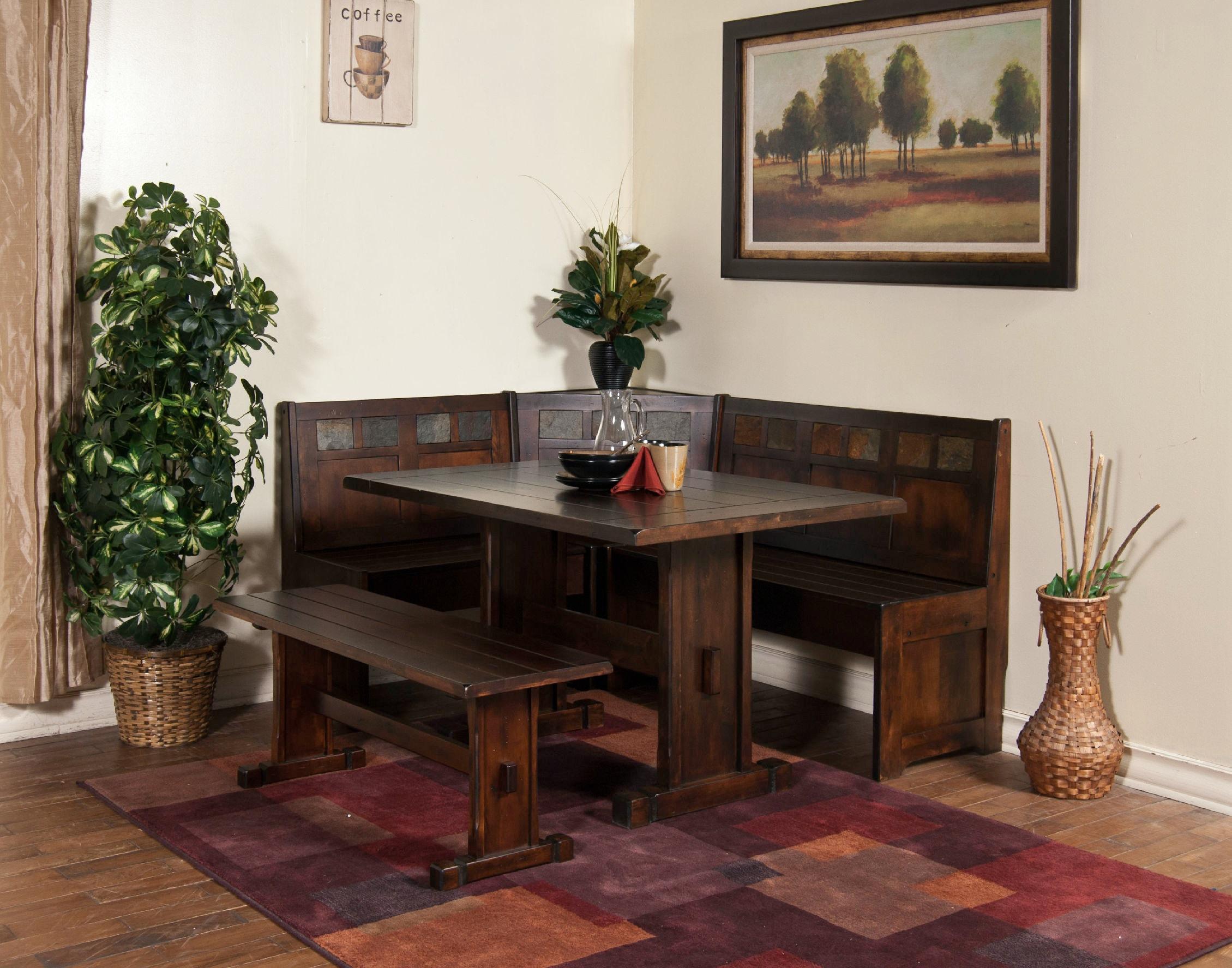 Ordinaire Sunny Designs Santa Fe Breakfast Nook 0230DC