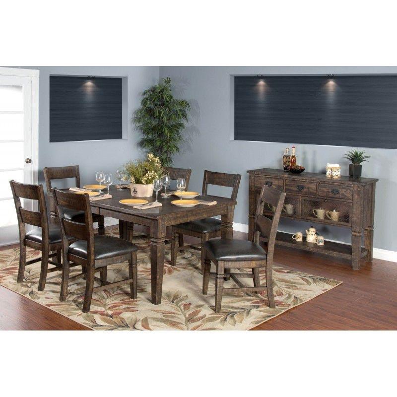 Sunny Designs Dining Room Homestead Dining Table 1012tl