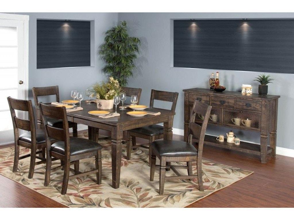Sunny Designs Dining Room Homestead Dining Table 1012TL ...