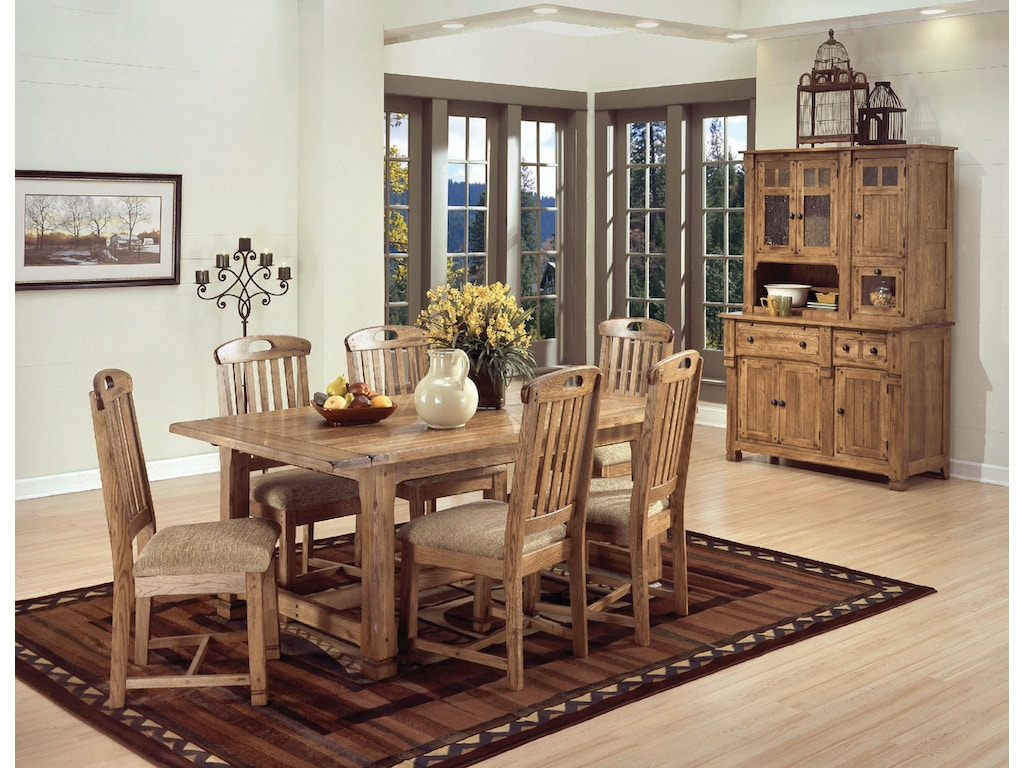 Sunny Designs Dining Room Sedona Extension Table 1116ro