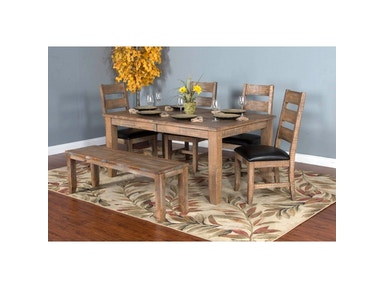 Sunny Designs Puebla Dining Table 1140DW