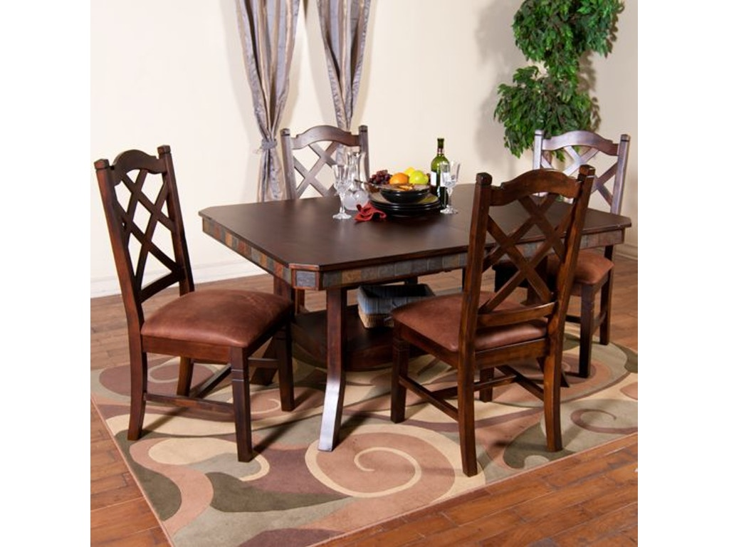 Sunny Designs Bar And Game Room Santa Fe 24 Double
