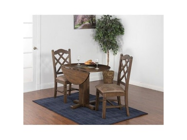 Sunny Designs Savannah Drop Leaf Table 1223AC
