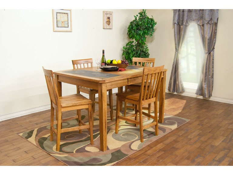 Sunny Designs Dining Room Sedona Counter Height Extension ...