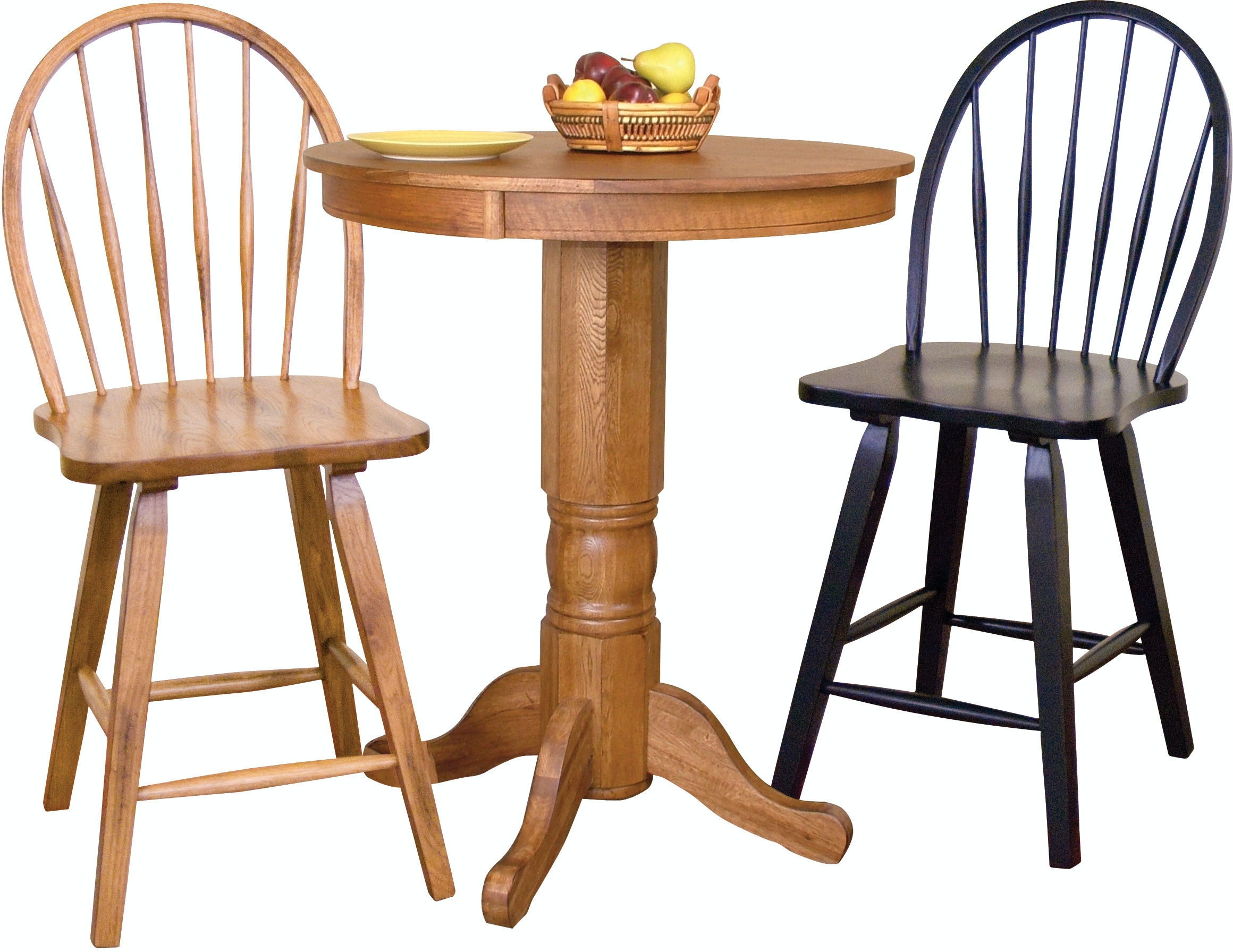 Sunny Designs Bar And Game Room Hoopback Stool 1818ro