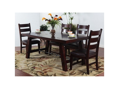 Sunny Designs Vineyard Rectangular Table 1367RM